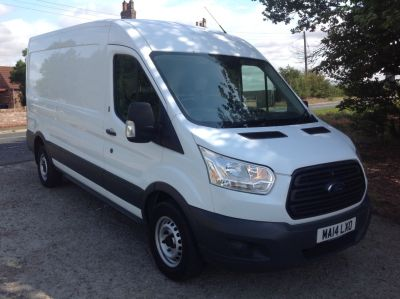 Ford Transit 2.2 TDCi 125ps Chassis Cab Panel Van Diesel WhiteFord Transit 2.2 TDCi 125ps Chassis Cab Panel Van Diesel White at AMH Autos Ltd Selby